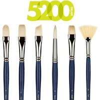 Ashley Better Bristle Brushes 5200