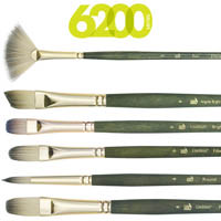Umbria Best Synthetic Long Handle Brushes 6200