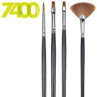 Red Sable Brushes 7400 Series Best